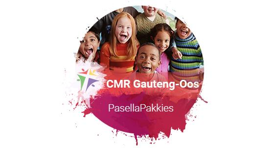 CMR Gauteng-Oos Pasella Pakkies